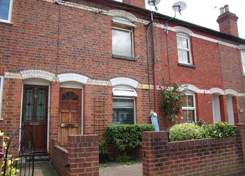 Thumbnail 3 bed terraced house to rent in Edinburgh Road, Reading