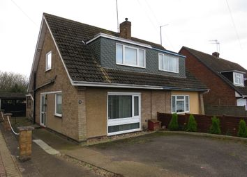 Thumbnail 3 bed semi-detached house for sale in Gotch Road, Barton Seagrave, Kettering