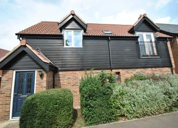 Thumbnail 1 bedroom flat for sale in Jobie Wood Close, Norwich