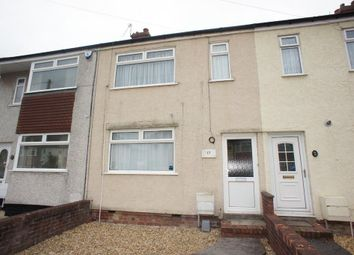 Thumbnail 3 bed terraced house to rent in Bridgman Grove, Filton, Bristol