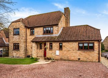 Thumbnail 4 bed detached house for sale in Copyhold, Great Bedwyn, Marlborough