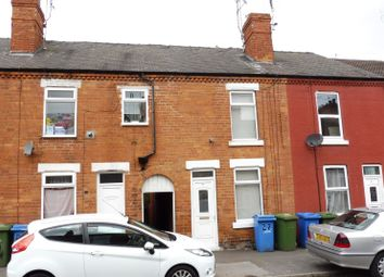 Thumbnail 2 bed terraced house for sale in St. Cuthbert Street, Worksop, Nottinghamshire