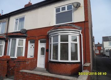 Thumbnail 2 bed terraced house to rent in Onslow Rd, Layton, Blackpool