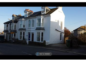 Thumbnail 4 bed end terrace house to rent in Belmont Place, St Ives