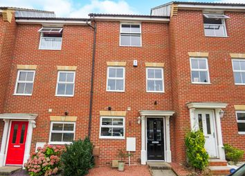 Thumbnail 4 bed town house for sale in Sunlight Gardens, Fareham