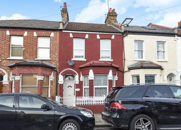Thumbnail 3 bedroom terraced house for sale in Brathway Road, London