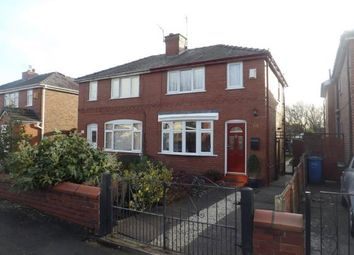 Thumbnail 2 bed semi-detached house for sale in Cliftonville Road, Woolston, Cheshire