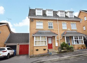 Thumbnail 4 bed semi-detached house for sale in Boole Heights, Bracknell, Berkshire