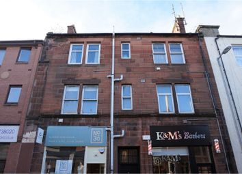 Thumbnail 1 bedroom flat for sale in Kyle Street, Ayr