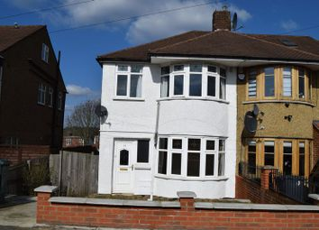 Thumbnail 3 bed semi-detached house to rent in Connaught Avenue, East Barnet