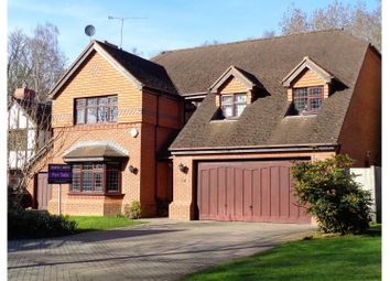 Thumbnail 6 bed detached house for sale in Gilbert Way, Wokingham