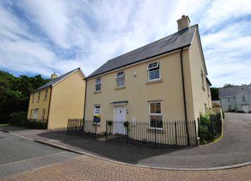 Thumbnail 4 bed detached house for sale in Sampson's Plantation, Fremington, Barnstaple