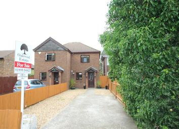 Thumbnail 3 bed semi-detached house for sale in Harmondsworth Lane, Harmondsworth, West Drayton, Middlesex
