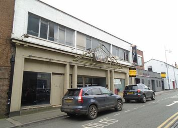 Thumbnail Restaurant/cafe for sale in Foundry Street, Stoke-On-Trent, Staffordshire