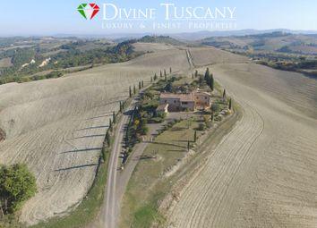 Thumbnail 6 bed farmhouse for sale in Canalicchio, Montalcino, Siena, Tuscany, Italy