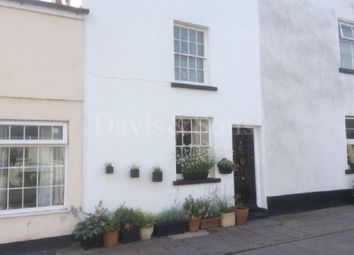 Thumbnail 3 bed cottage for sale in Old Market Street, Usk, Monmouthshire.