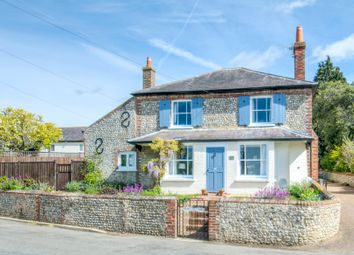 Thumbnail 5 bedroom detached house for sale in School Hill, Slindon, Arundel
