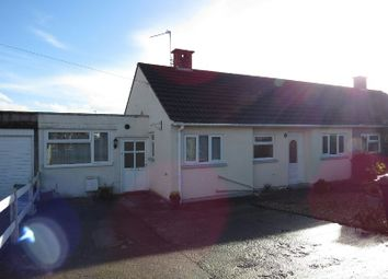 Thumbnail 2 bedroom semi-detached bungalow to rent in South Meadows, Wrington, Bristol