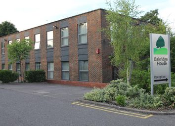 Thumbnail Serviced office to let in Oakridge House, Wellington Road, Cressex Business Park, High Wycombe, Bucks