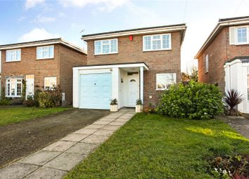 Thumbnail 3 bed detached house for sale in Eton Close, Datchet, Berkshire