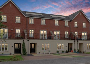 Thumbnail 4 bed town house for sale in Bradfield Way, Rotherham