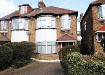 Thumbnail 3 bed terraced house to rent in Brindwood Road, Chingford