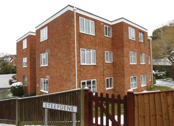 Thumbnail 1 bed flat for sale in Steepdene, Parkstone, Poole