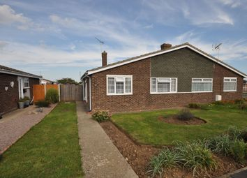 Thumbnail 2 bed semi-detached bungalow for sale in Bennett Close, Frinton Homelands