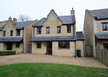 Thumbnail 5 bed detached house for sale in Stocken Hall Mews, Stretton, Rutland