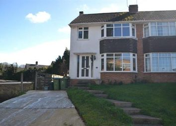 Thumbnail 3 bed semi-detached house for sale in Old Farm Drive, Southampton
