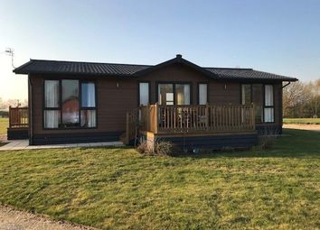 Thumbnail 2 bed lodge for sale in Butterwick Road, Messingham, Scunthorpe