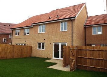 Thumbnail 4 bed property to rent in Burdock Road, Red Lodge, Bury St. Edmunds