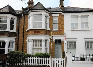 Thumbnail 4 bed terraced house to rent in Church Path, London