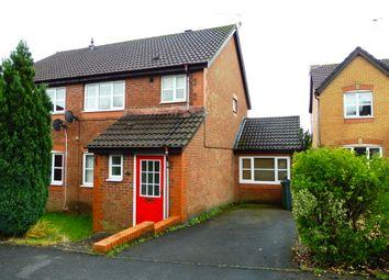 3 bed semi-detached house for sale in Dartington Drive, Pontprennau, Cardiff CF23