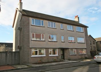 Thumbnail 1 bed flat for sale in Kelburn Court, Largs