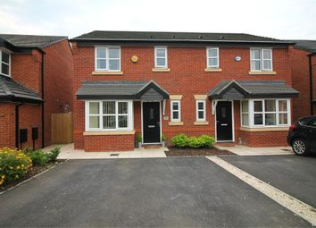 Thumbnail 3 bed semi-detached house for sale in Rayon Close, Crompton, Bolton, Lancashire