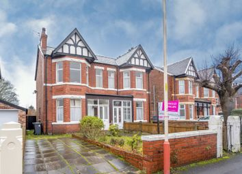 Thumbnail 4 bed semi-detached house for sale in Farnborough Road, Southport