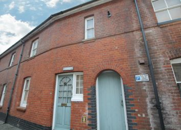 Thumbnail 2 bed terraced house to rent in Old Foundry Road, Ipswich