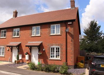 Thumbnail 2 bed semi-detached house for sale in Frylake Meadow, Yetminster, Sherborne