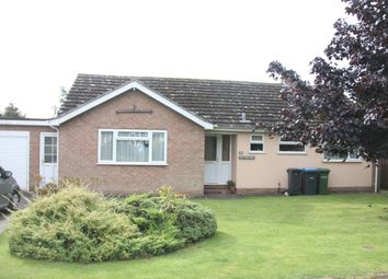 Thumbnail 2 bed detached bungalow to rent in Parkfield, Stillington, York