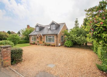 Thumbnail 4 bed detached house for sale in Way Lane, Waterbeach, Cambridge
