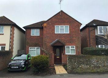Thumbnail 4 bed detached house to rent in Neville Road, Bognor Regis, West Sussex.