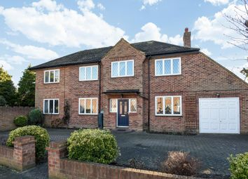 Thumbnail 5 bed detached house for sale in Queens Avenue, Hanworth