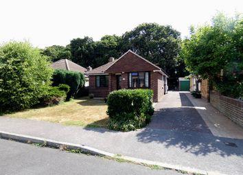 Thumbnail 3 bed detached bungalow for sale in Oakdown Road, Stubbington, Fareham
