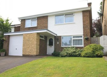 Thumbnail 3 bed detached house for sale in Wolf Lane, Windsor