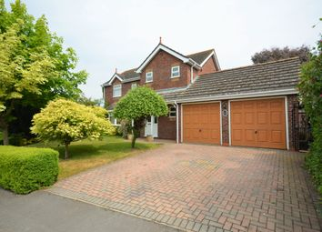 Thumbnail 4 bed detached house for sale in Hunters Close, Great Coates