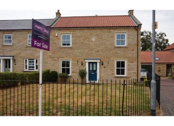 Thumbnail 3 bed semi-detached house for sale in Rosedale Rise, Boston Spa