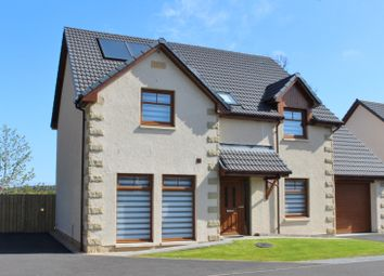 Thumbnail 5 bed detached house for sale in Hayley Smith Gardens, Fochabers