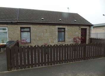 Thumbnail 2 bed semi-detached bungalow for sale in Main Street, Salsburgh, Shotts, North Lanarkshire