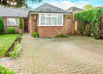 Thumbnail 3 bed semi-detached bungalow to rent in Copthall Way, New Haw